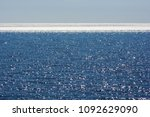 the surface of the lake in... | Shutterstock . vector #1092629090
