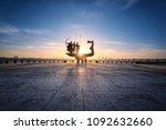 kiev  ukraine   may 05  2018 ...   Shutterstock . vector #1092632660