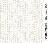 tie dye pattern. shibori... | Shutterstock .eps vector #1092638156