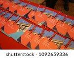 berlin  germany   may 5  2018 ... | Shutterstock . vector #1092659336