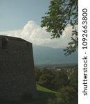vadus  lichtenstein  central... | Shutterstock . vector #1092663800