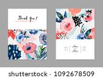 creative universal artistic... | Shutterstock .eps vector #1092678509