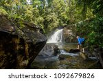 sabaragamuwa  sri lanka   april ... | Shutterstock . vector #1092679826