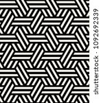 vector seamless pattern with... | Shutterstock .eps vector #1092692339