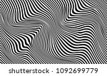 illusion of stripes  background ...   Shutterstock .eps vector #1092699779