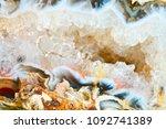 macro shooting of natural... | Shutterstock . vector #1092741389