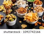 variation different unhealthy... | Shutterstock . vector #1092742166