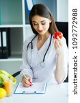 Health. The Doctor Signs Out A...
