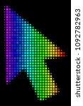 pixel impressive halftone mouse ...