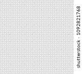 seamless abstract black texture ... | Shutterstock . vector #1092821768