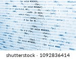 vivid colors. software... | Shutterstock . vector #1092836414