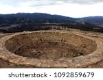 colorado chimney rock great... | Shutterstock . vector #1092859679
