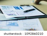 drawings and charts of...   Shutterstock . vector #1092860210