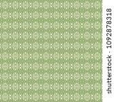 green geometric pattern in... | Shutterstock . vector #1092878318