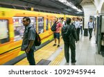buenos aires  argentina   march ... | Shutterstock . vector #1092945944