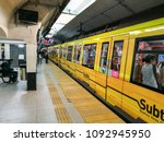 buenos aires  argentina   march ... | Shutterstock . vector #1092945950