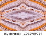 abstract symmetric pattern of... | Shutterstock . vector #1092959789