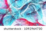 abstract painting color texture.... | Shutterstock . vector #1092964730