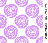 abstract geometric pattern.... | Shutterstock .eps vector #1092981296