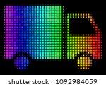dot bright halftone shipment...   Shutterstock .eps vector #1092984059