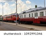 saint petersburg   may 17  2018 ... | Shutterstock . vector #1092991346