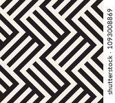 vector seamless pattern. modern ... | Shutterstock .eps vector #1093008869
