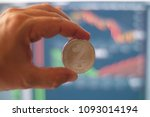 zcash decentralized... | Shutterstock . vector #1093014194