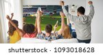 leisure  sport and people... | Shutterstock . vector #1093018628