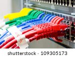 Network Switch And Utp Etherne...
