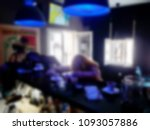 blur or defocus image of coffee ... | Shutterstock . vector #1093057886