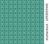 green geometric pattern in... | Shutterstock . vector #1093059440