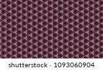 colorful geometric pattern in... | Shutterstock . vector #1093060904