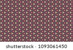colorful geometric pattern in... | Shutterstock . vector #1093061450