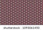colorful geometric pattern in... | Shutterstock . vector #1093061450
