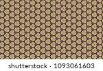 colorful geometric pattern in... | Shutterstock . vector #1093061603