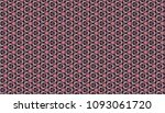 colorful geometric pattern in... | Shutterstock . vector #1093061720