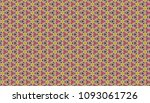 colorful geometric pattern in... | Shutterstock . vector #1093061726