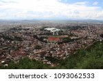 panoramic view on antananarivo  ... | Shutterstock . vector #1093062533