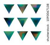vector gradient reverse... | Shutterstock .eps vector #1093067138