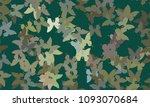 abstract halftone background... | Shutterstock .eps vector #1093070684