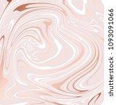 delicate pink marble. texture...   Shutterstock .eps vector #1093091066