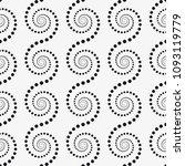 vector seamless pattern.... | Shutterstock .eps vector #1093119779