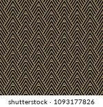 vector seamless pattern. modern ... | Shutterstock .eps vector #1093177826