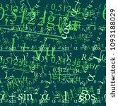 seamlessly vector wallpaper...   Shutterstock .eps vector #1093188029