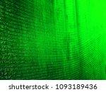 green mesh fabric texture.... | Shutterstock . vector #1093189436