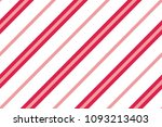 seamless pattern. pink red... | Shutterstock .eps vector #1093213403
