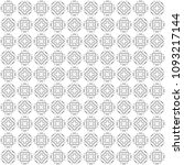seamless abstract black texture ... | Shutterstock . vector #1093217144