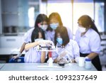 soft laboratory of chemistry... | Shutterstock . vector #1093237649