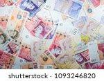 Gbp Money Bill Close Up Finance ...