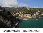 portofino  italy   april 5 ... | Shutterstock . vector #1093260950